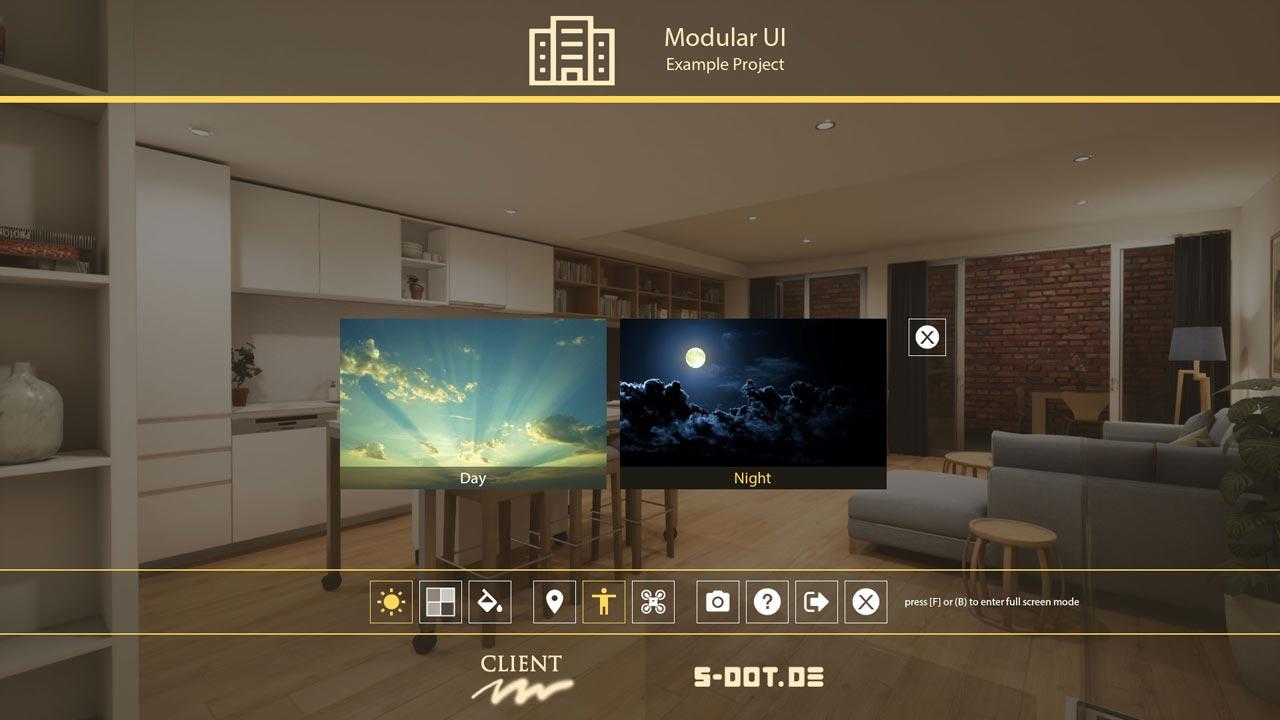 s-dot de project viewer